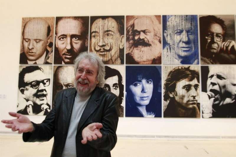 El artista Antoni Miró en una imagen de archivo.