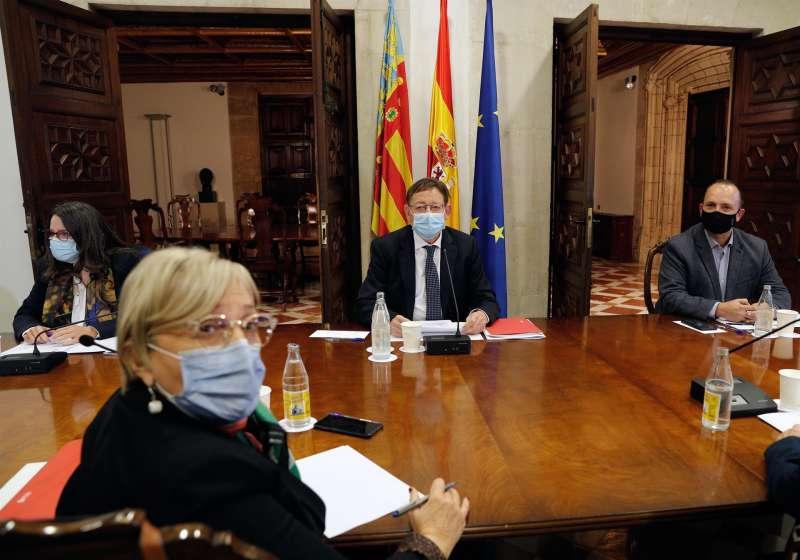 Reunió/EFE