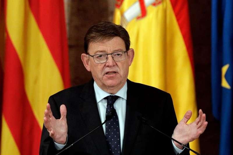 El president Ximo Puig. EPDA