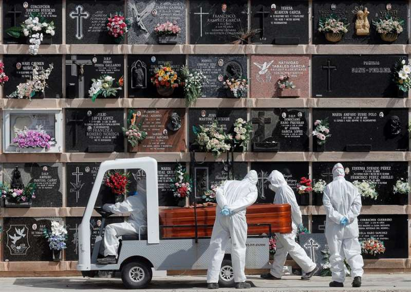 Cementerio del Cabañal. Foto: EFE/Archivo