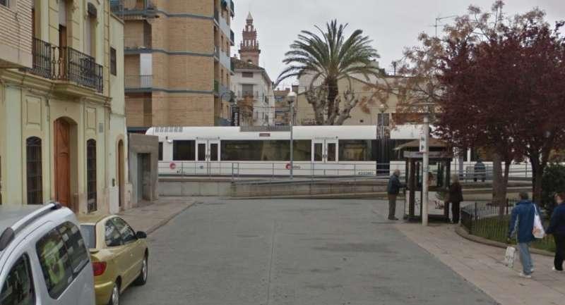 Imagen de archivo del metro en Massamagrell/EPDA