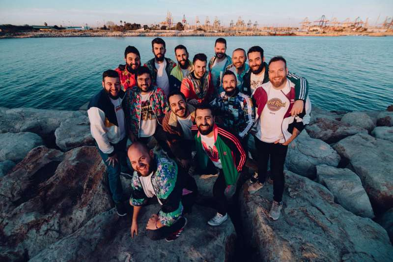 Imagen de La Fúmiga, uno de los grupos que actuará en l