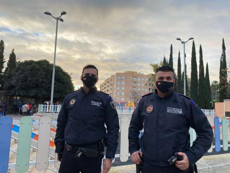 Agents de Policia Local de Foios