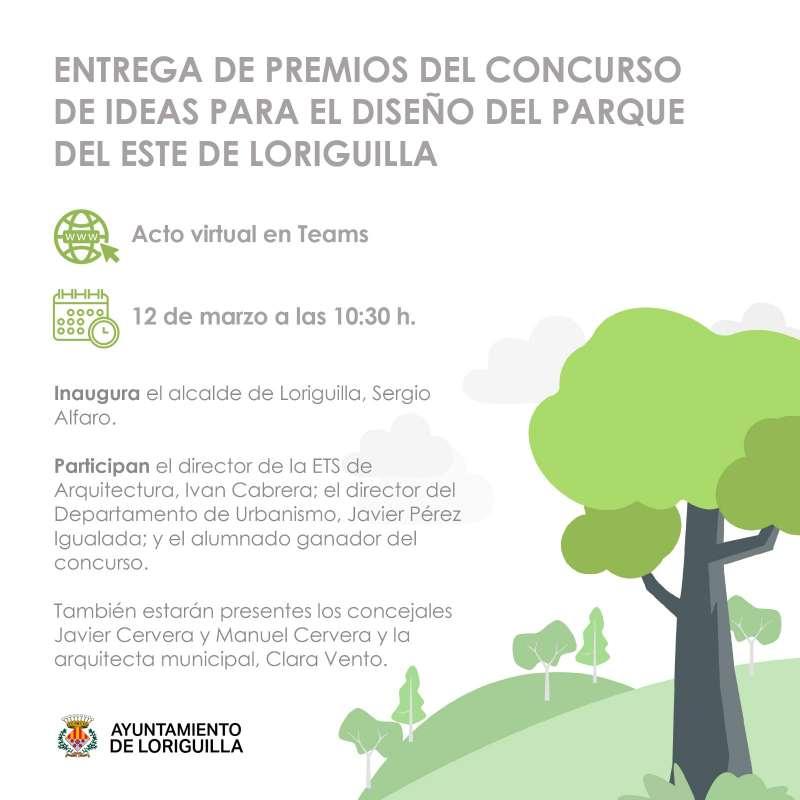 Cartel promocional del concurso. / EPDA
