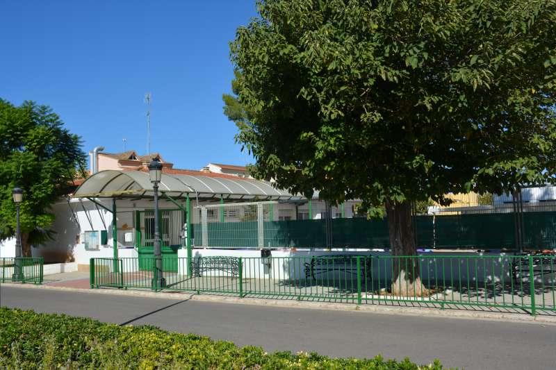 Colegio de Loriguilla. / EPDA