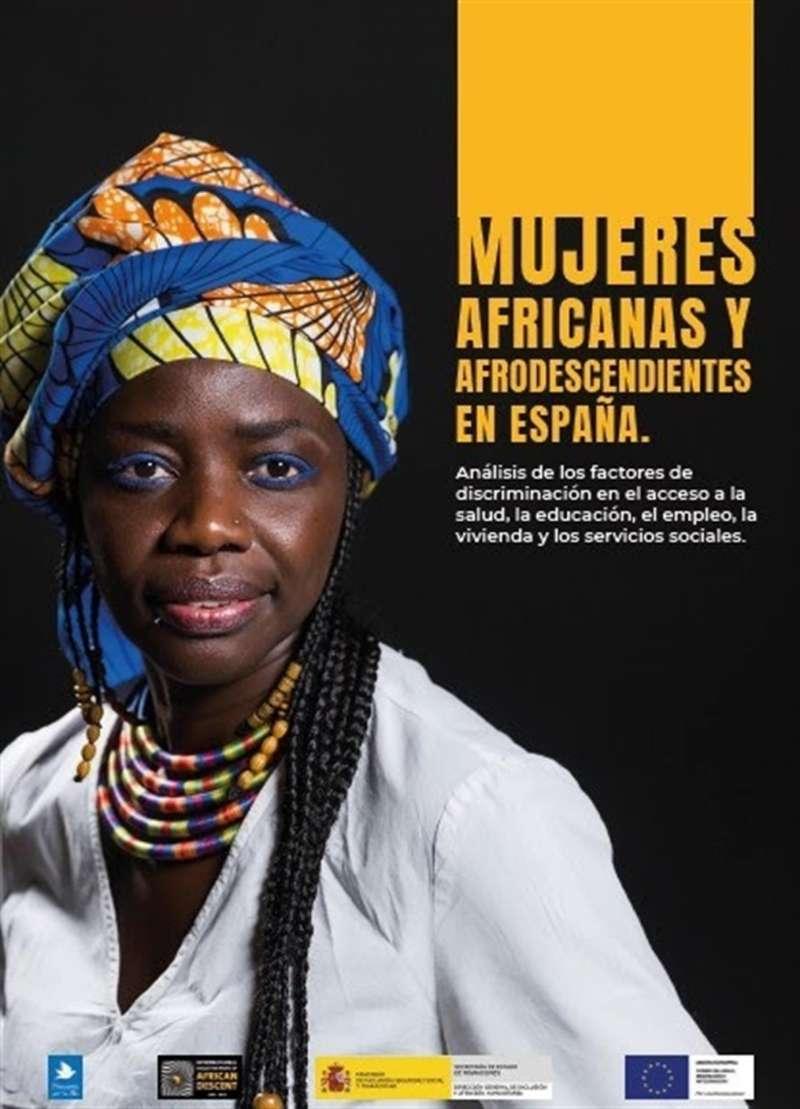 Imagen del estudio Mujeres Africanas y Afrodescendientes en España. EFE