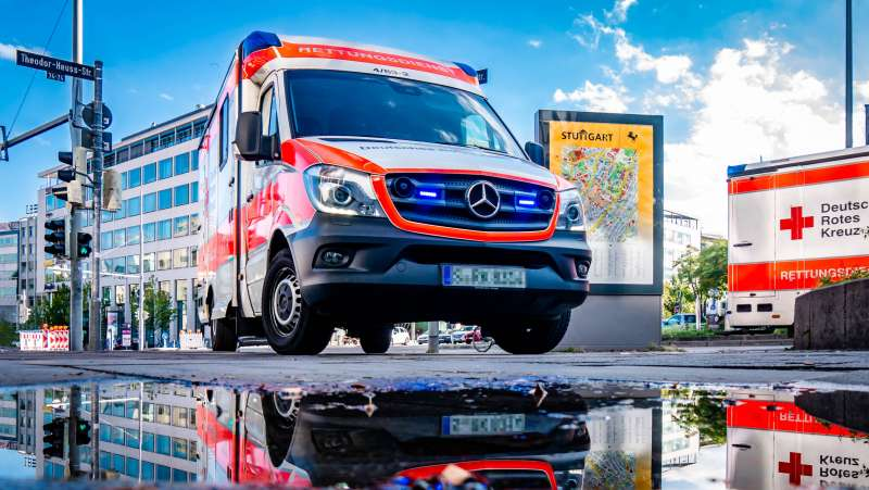 Ambulancia / EPDA