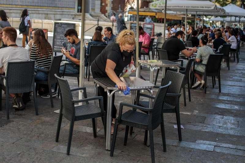 Local de hostelería en Valencia. EPDA