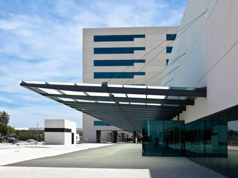 Hospital La Fe de València. CCOO