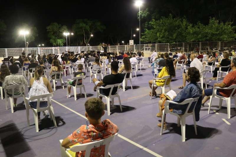 Un acto celebrado en Albal. EPDA